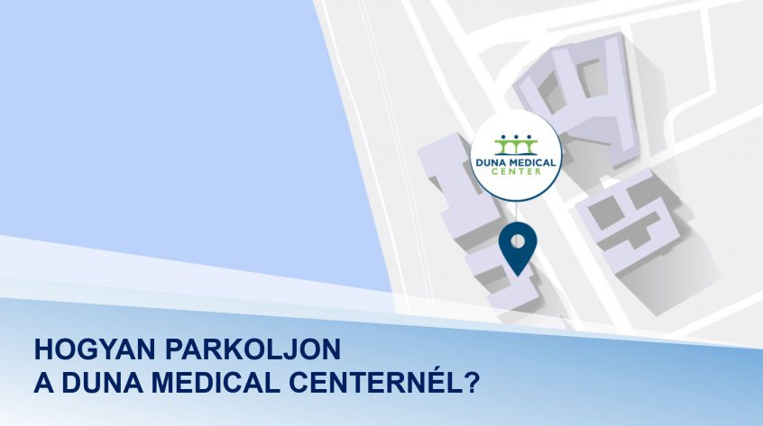 Duna Medical Center parkolás
